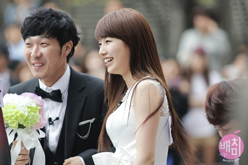 Haha and Byul to Get Married This November  Soompi