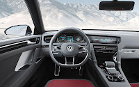 Volkswagen Cross Coupé dash