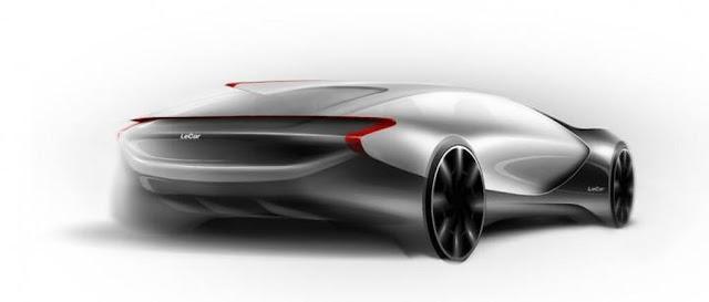 Letv Smart Electric Vehicle Aston Martin