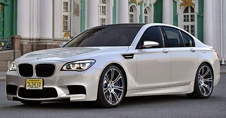 2015 BMW M7 M770i Design Review