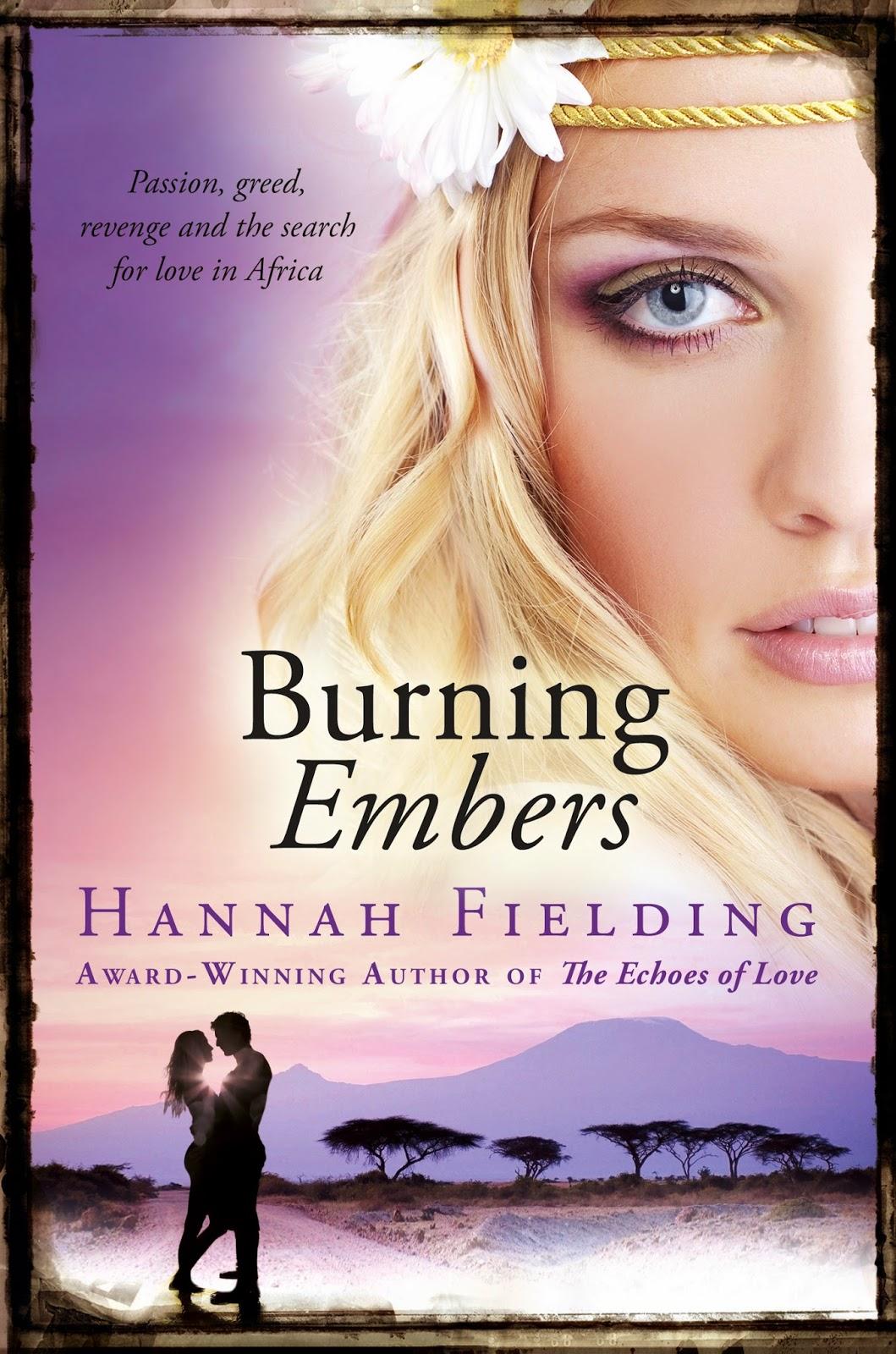 Burning Embers by Hannah Fielding