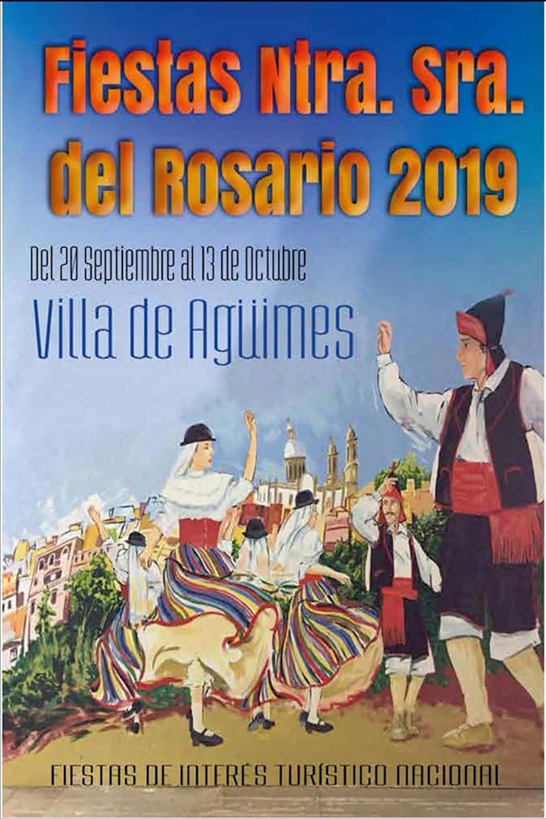 Fiestas en honor a Ntra. Sra. del Rosario 2019