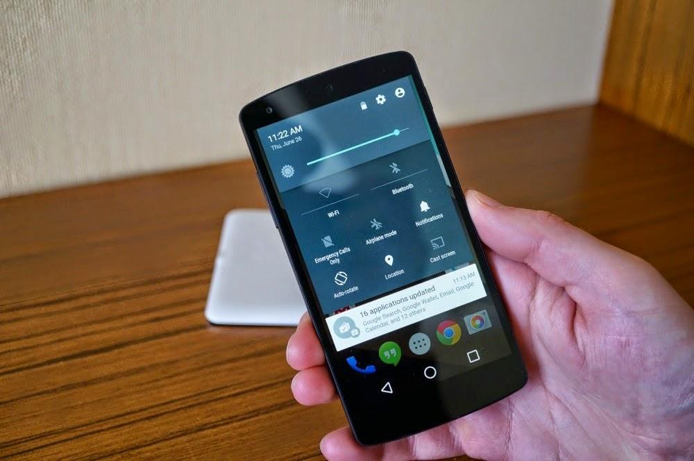 Cara Merubah Tampilan Android Menjadi Android Lollipop