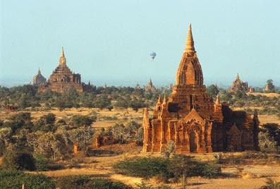 Bagan Monuments