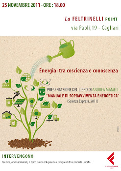 Energia: tra coscienza e conoscenza.