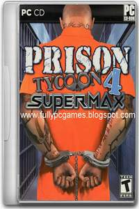 Prison Tycoon 4 Supermax-Cover