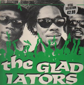 THE GLADIATORS LP VIRGIN (AS MELHORES DA BANDA)