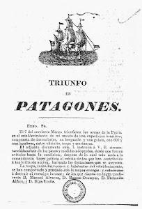 Documento Historico de la Gesta del 7 de Marzo de 1827.