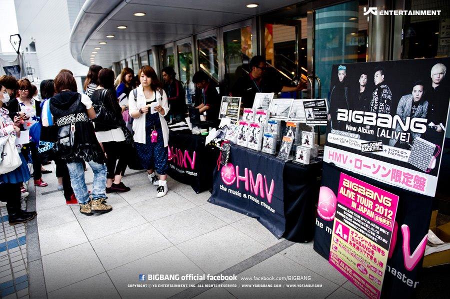 Alive Tour Yokohama Concert Photos