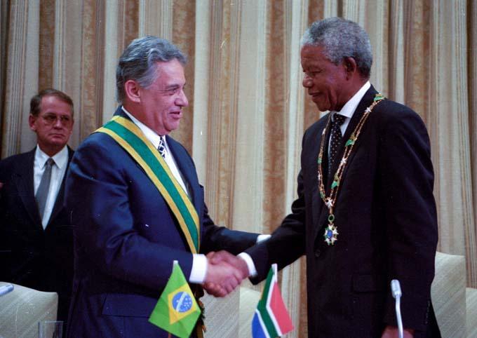 FHC & Kofi Annan