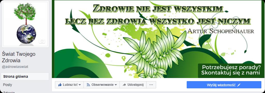 POLUB MÓJ FANPAGE NA FB