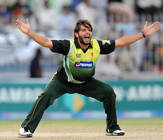 Shahid Afridi Recent Photos