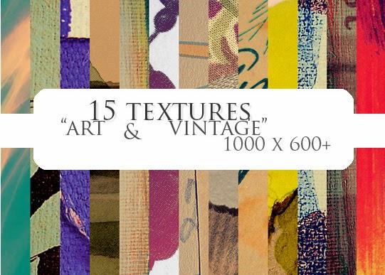 texturas vintage arte