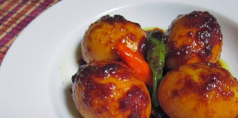 Image Result For Resep Masakan Telur Pindang