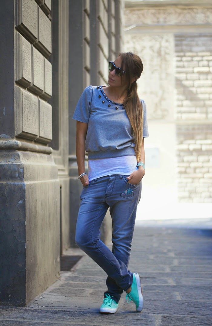 fashion blogger italia look