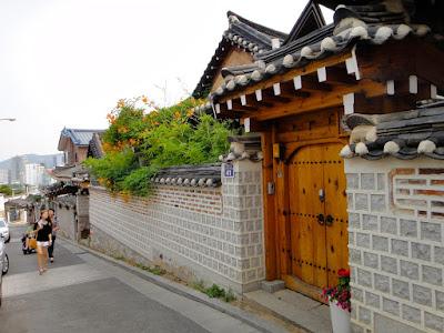 A House in Bukchon Hanok Village Seoul