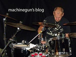 Machinegun's Blog