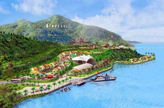 Nha Trang Beach City Vietnam