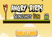 Angry Birds Slingshoot Fun 1