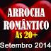 Seleção de Arrocha Romântico – CD As 20 Mias Tocadas de 2014