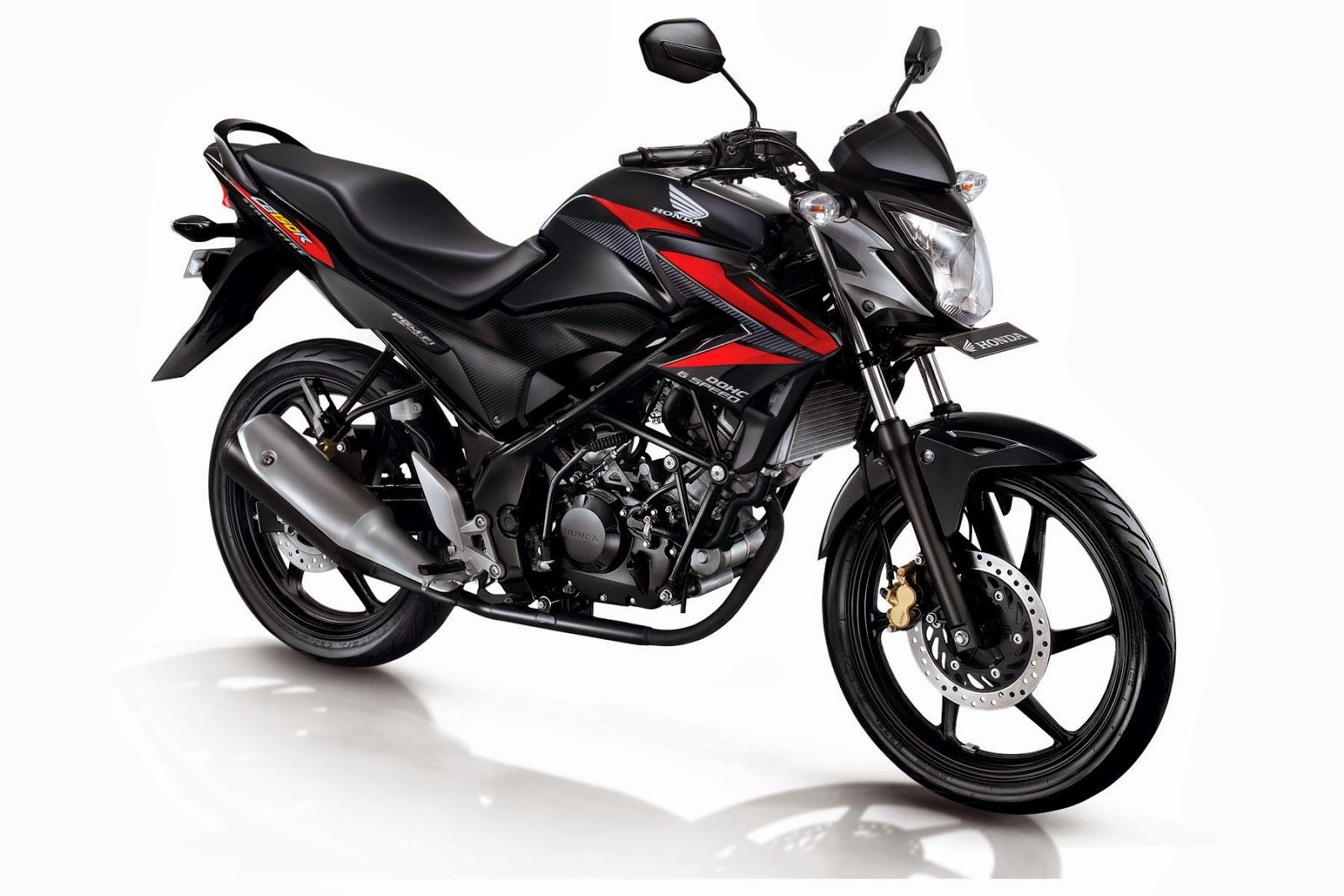 Perbandingan Spesifikasi Honda CB 150 R Vs New Honda Mega Pro