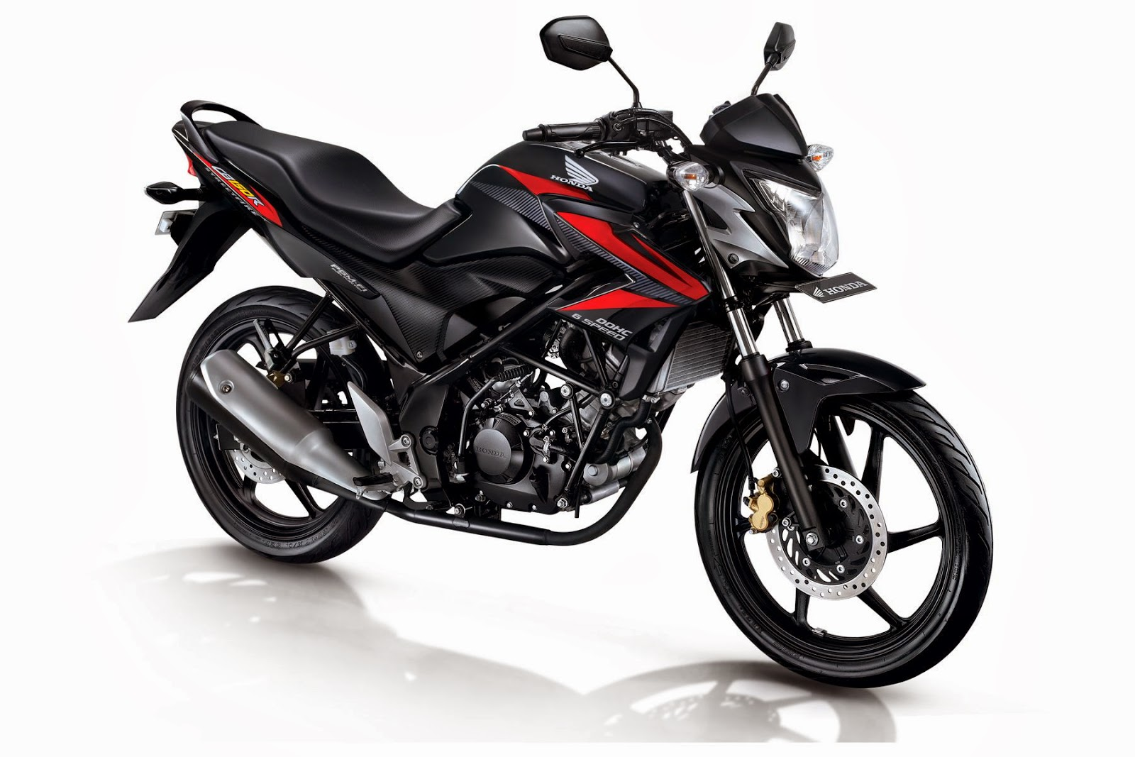 Komparasi Honda CB 150 R Vs New Honda Mega Pro