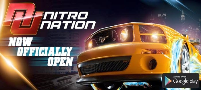 Nitro Nation BETA Apk v2.1.2 + Data Free