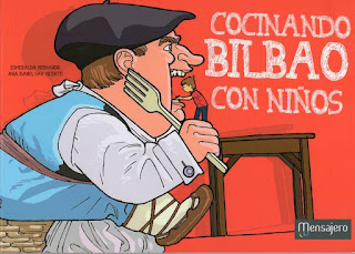 Cocinando Bilbao con niños