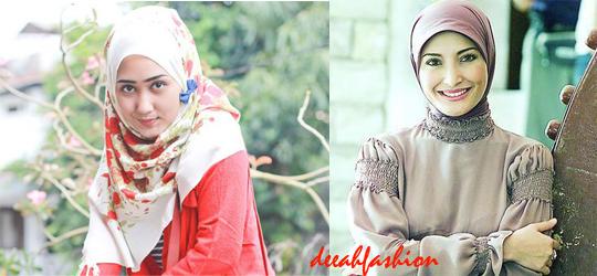 3 Jilbab Artis Paling Populer 2014