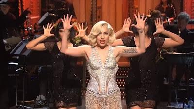 Regarder la dernière Lady Gaga SNL vidéo parodie