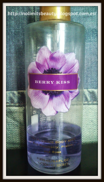 Berry Kiss de Victoria's Secret (Secret Garden Collection)