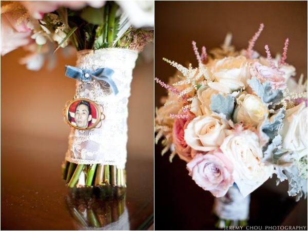 Skirball Cultural Center Wedding by www.jeremychou.com // bouquet by Flower Allie #bouquets