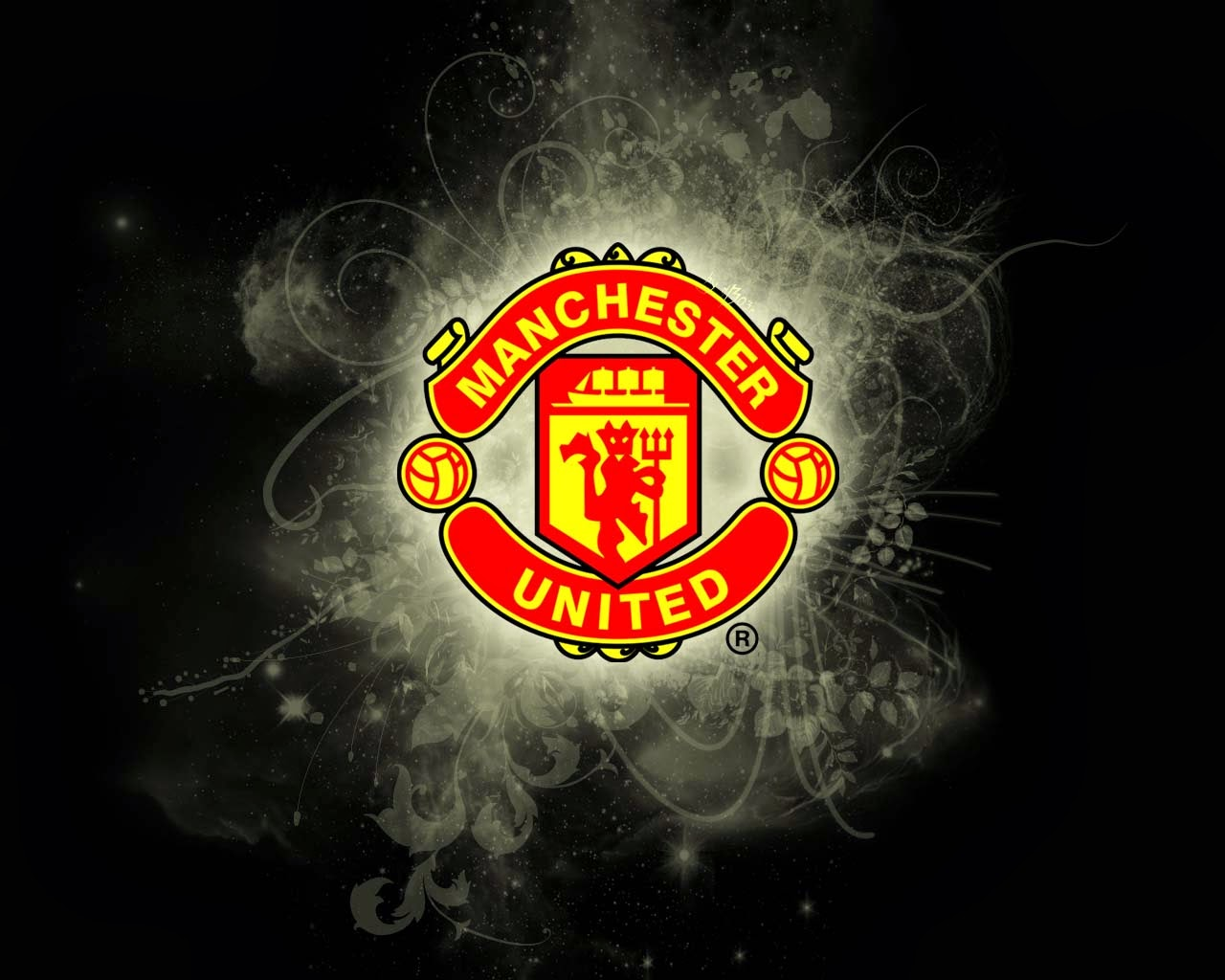 Manchester United Cool Logo