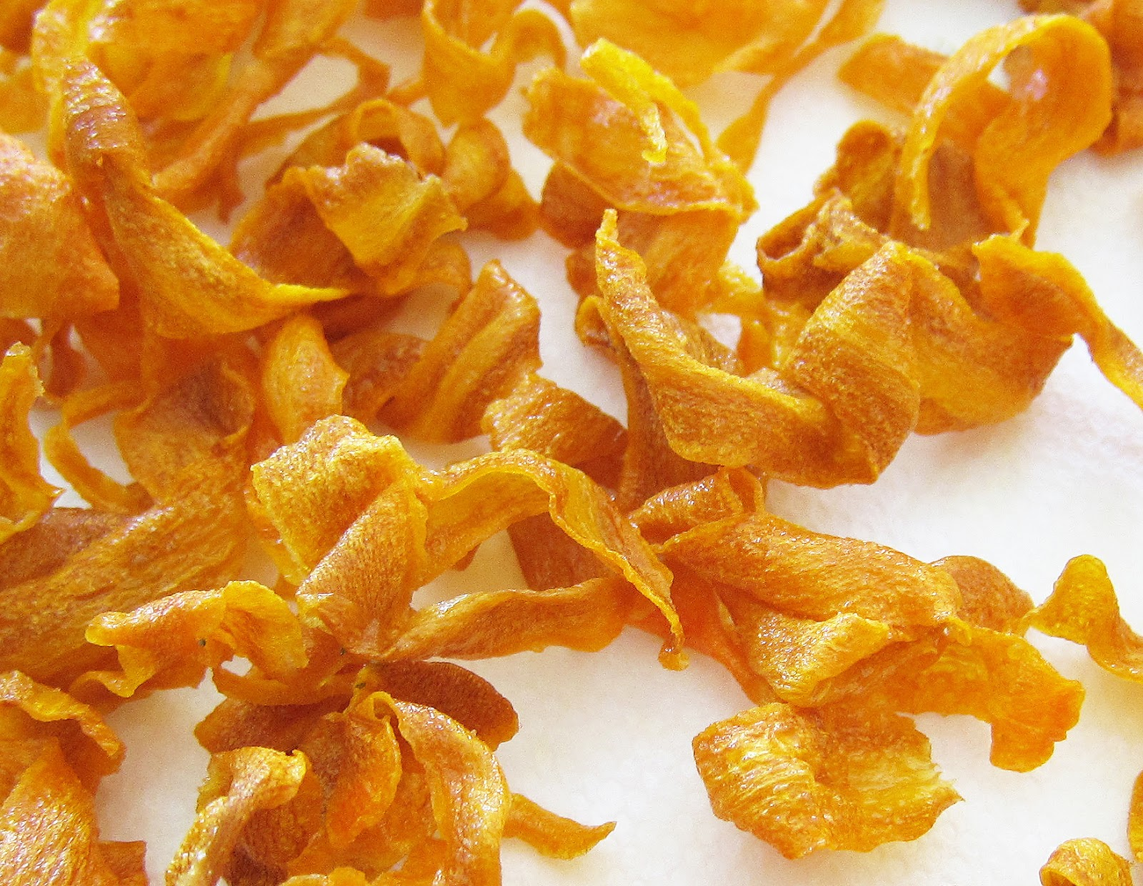 Carrot Chips Recipe — Dishmaps