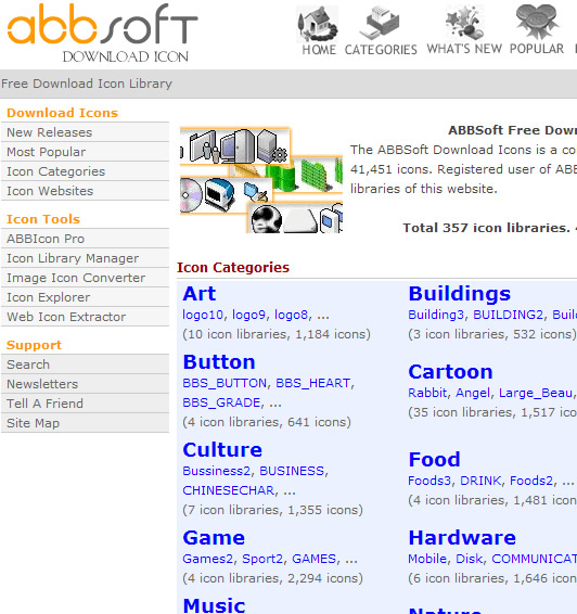 Icon Website : ABB Soft