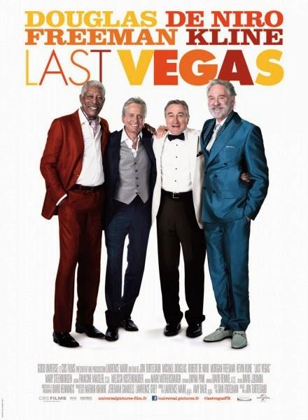 ดูหนังออนไลน์ เรื่อง : Last Vegas แก๊งค์เก๋า เขย่าเวกัส [HD]