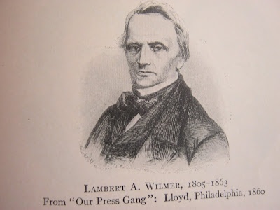 Lambert Wilmer Merlin Edgar Allan Poe Sarah Elmira Royster Shelton