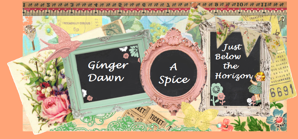 Ginger Dawn … A Spice Just Below the Horizon