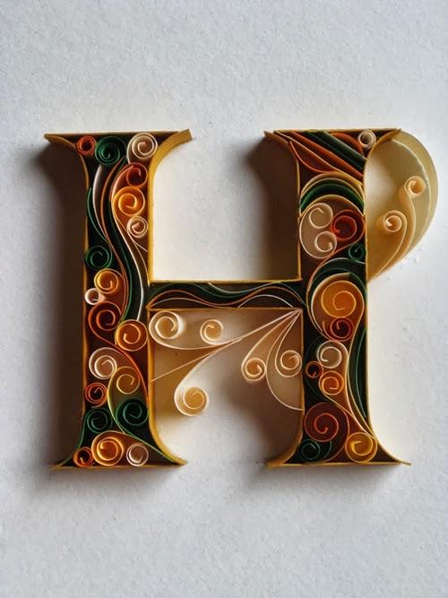 08-H-Quilling-Illustrator-Typographer-Calligrapher-Paper-Sculptor-Sabeena-Karnik-Mumbai-India-Sculptures-A-to-Z-www-designstack-co