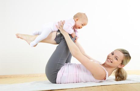 cara langsing setelah melahirkan