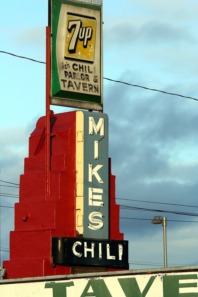 Mike's Chili House