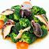 Resep Tumis Brokoli Ayam Paprika Pedas