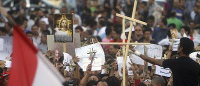 la proxima guerra enfrentamientos musulmanes y cristianos egipto