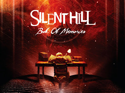Silent Hill Book of Memories Game HD Wallpaper