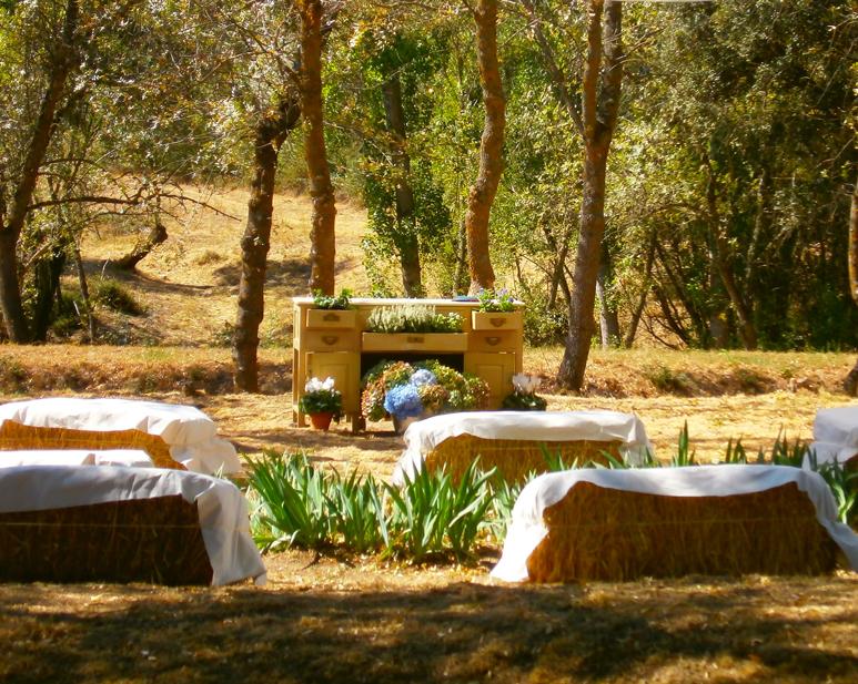 Make your own monster mi boda en el campo for Bodas en el campo decoracion