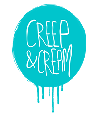 Creep & Cream by Sue Anna Joe