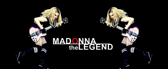 Madonna The Legend