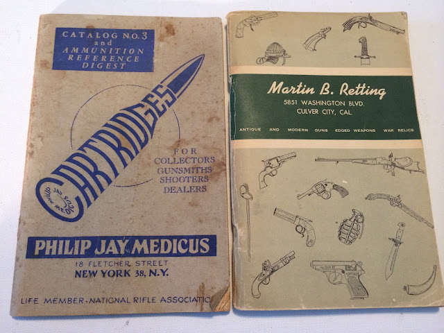 Martin B. Redding and Phillip Jay Medicus Catalogs