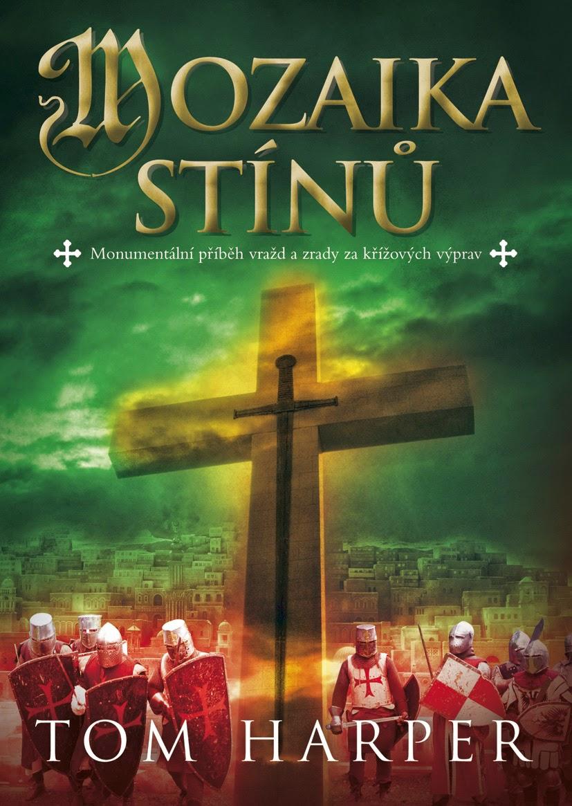 """Mozaika stínů: skvělý """"must read"""" historický thriller"""