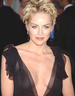 Sharon Stone Hairstyle Pictures - Hairstyle Ideas for Women